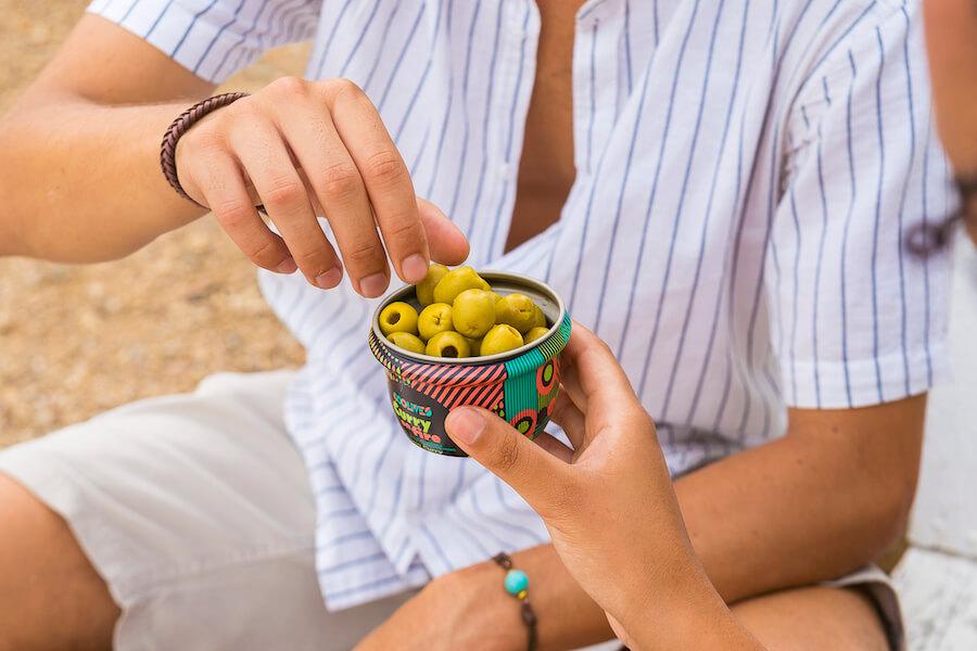 Beneficios para la salud de comer aceitunas